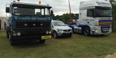 Beaulieu Truck Show 2015