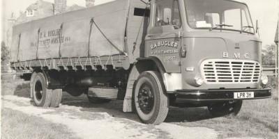 bugler truck
